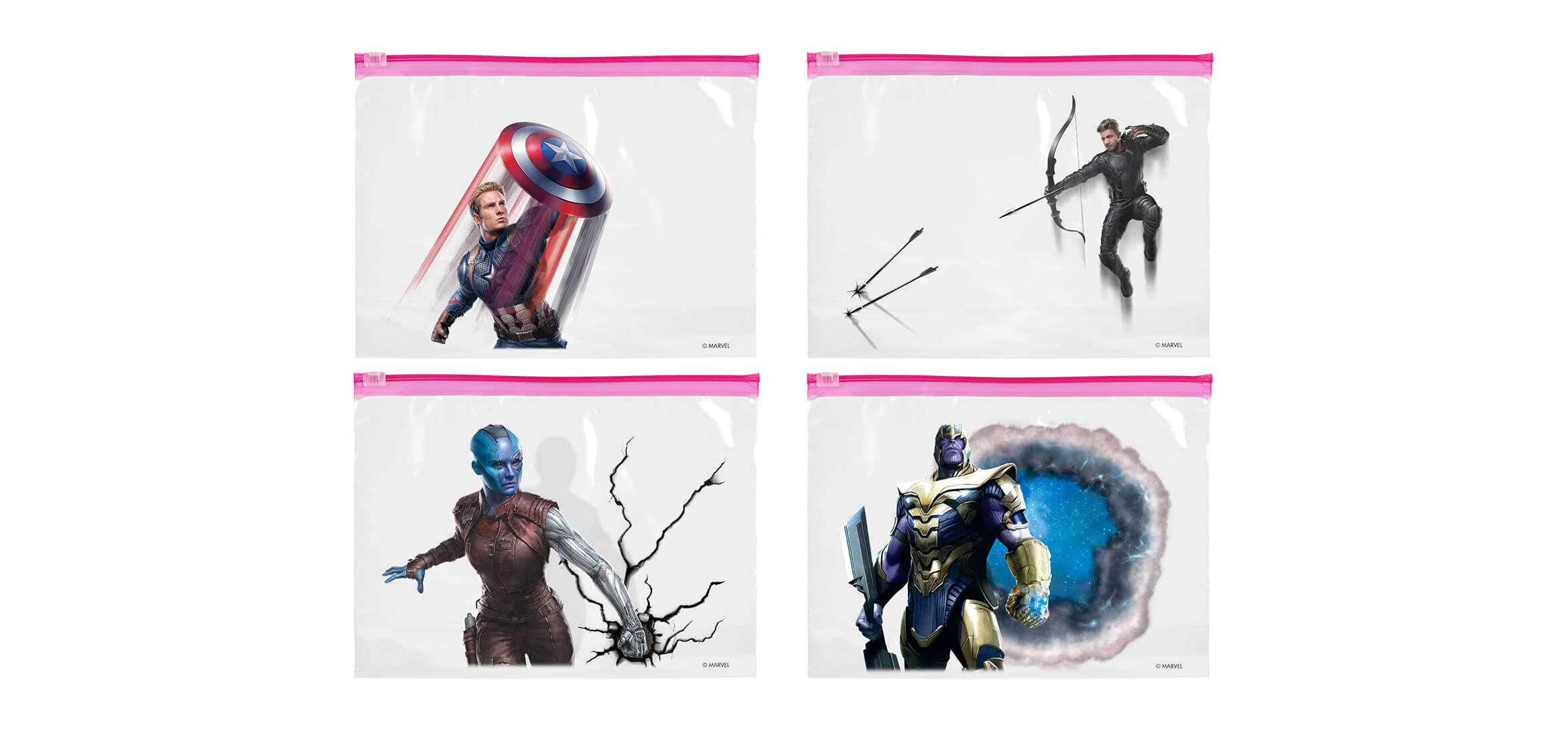 Avengers-US-Bag-Slider-Quart-Naked-Group-2X