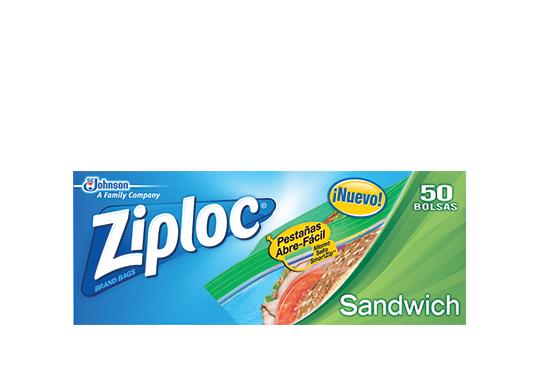 3b7c9d01f Ziploc®   Sandwich Bags   Ziploc® brand   SC Johnson