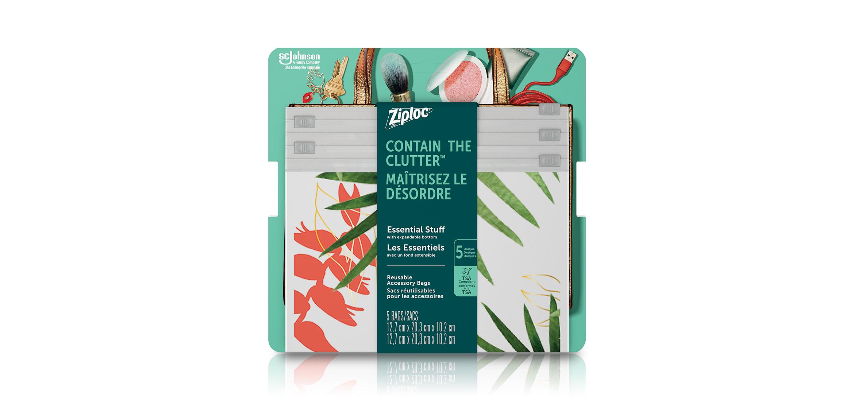 Ziploc® Brand Accessory Bag