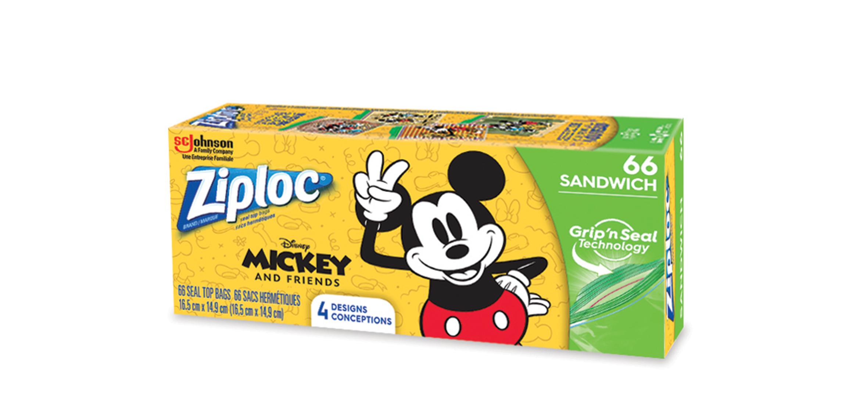 Disney Mickey Sandwich 66ct View 2