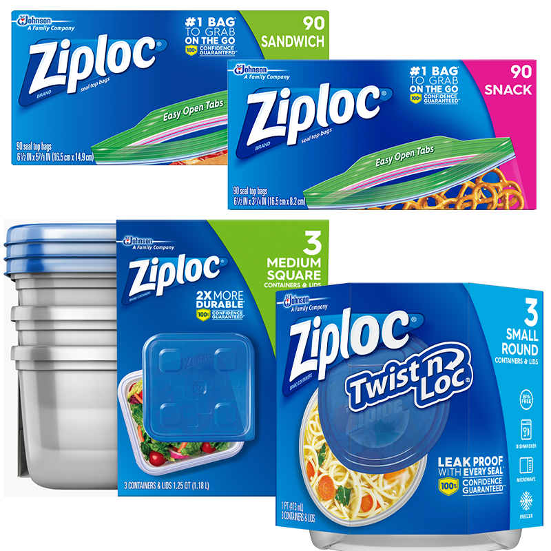graphic about Ziploc Printable Coupons titled Ziploc® Discount coupons Ziploc® brand name SC Johnson