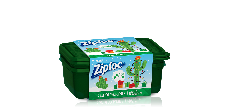 Ziploc_US_Green-2LargeRec_Angle_Hero_2x