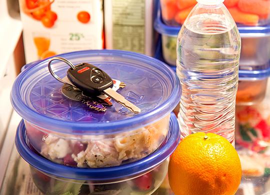 10 Secrets of a Lunch-Packing Pro