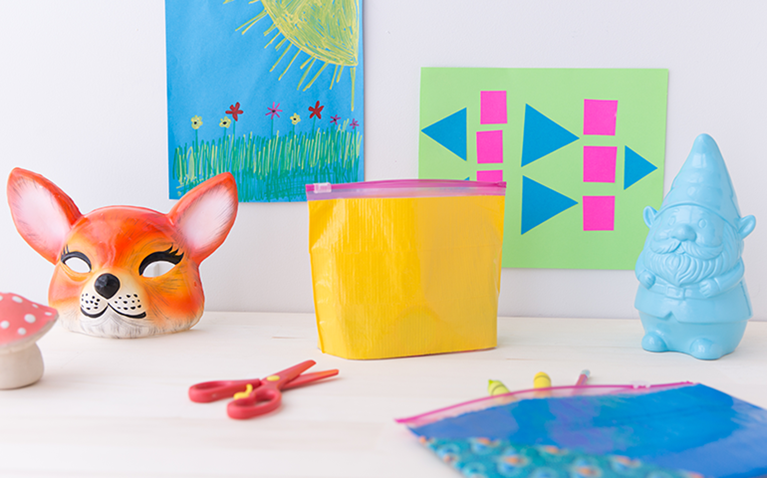 3 Classroom Craft Ideas