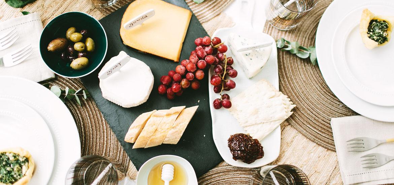 3 aperitivos ideales para fiestas