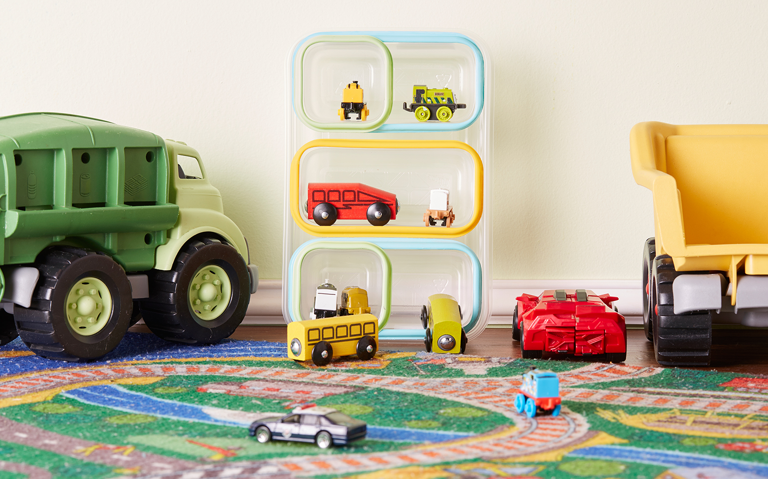 3 Tips for taming the toy room jungle