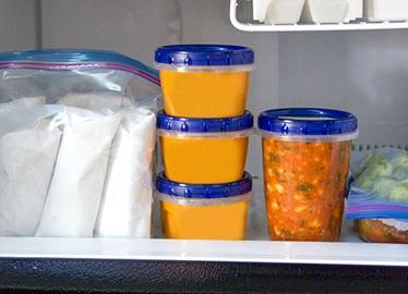 4idées de dîners à congeler