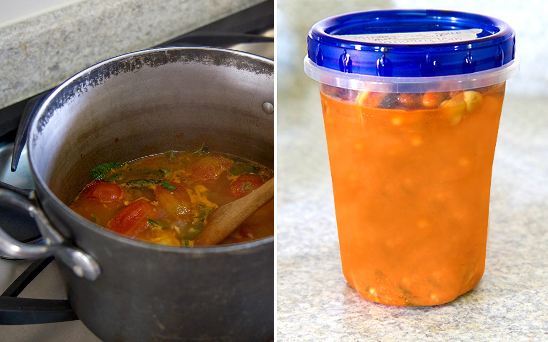 4 Freezer-Friendly Lunch Tips