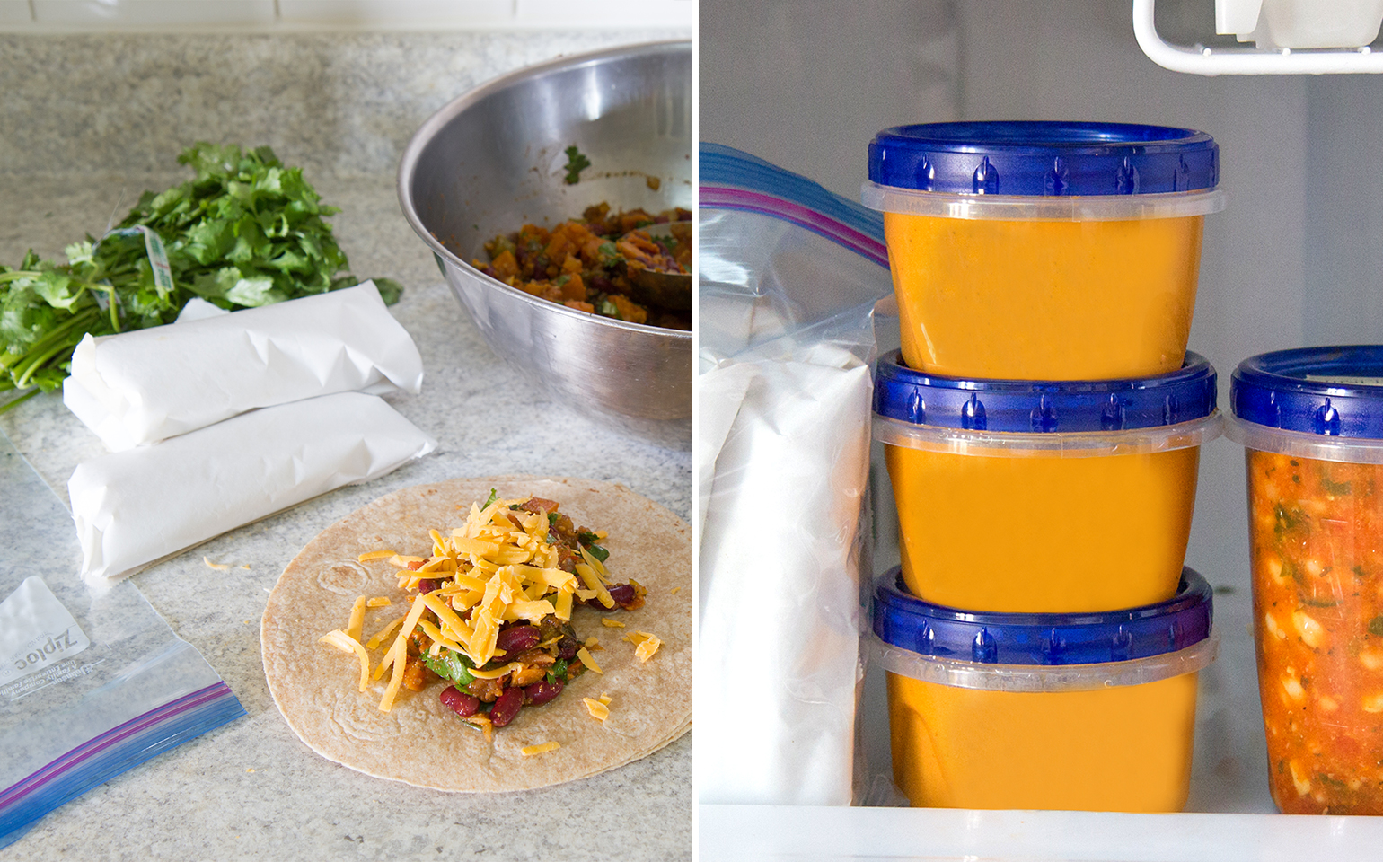 4 Freezer-Friendly Lunch Tips