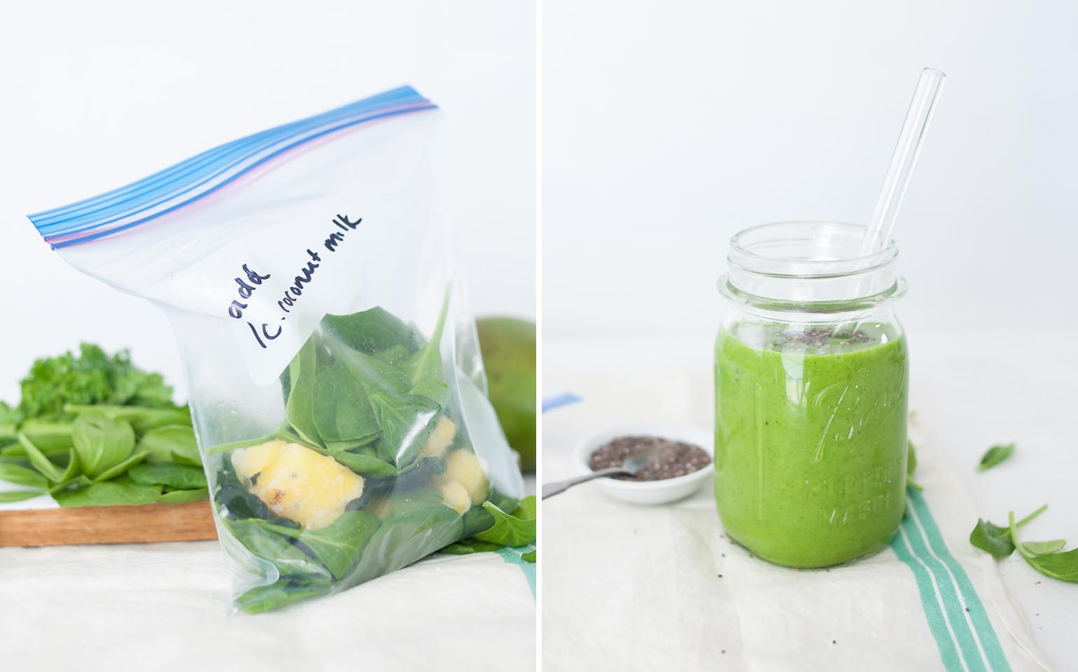 4 Smoothie Recipes Worth Freezing