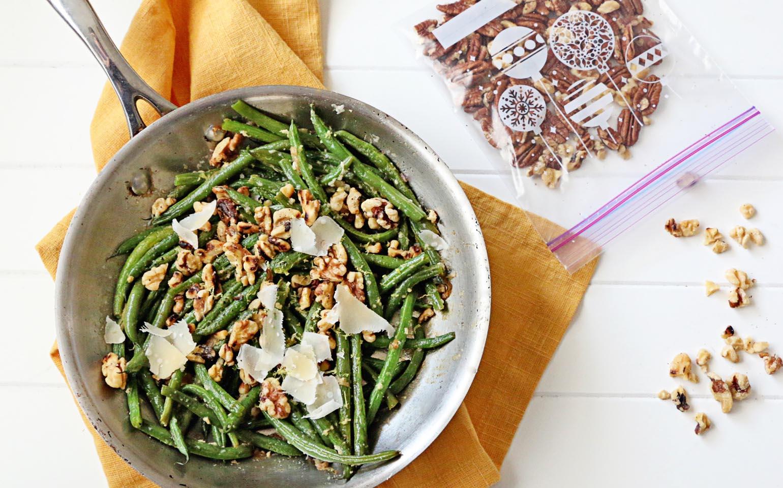5 platos para el día de Acción de Gracias con 5 ingredientes