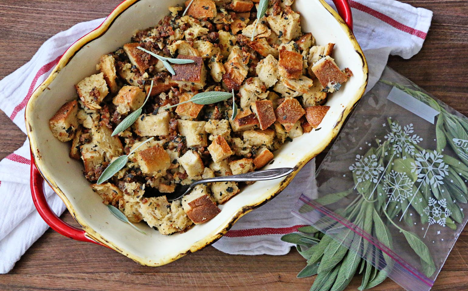 5 Thanksgiving Dishes In 5 Ingredients