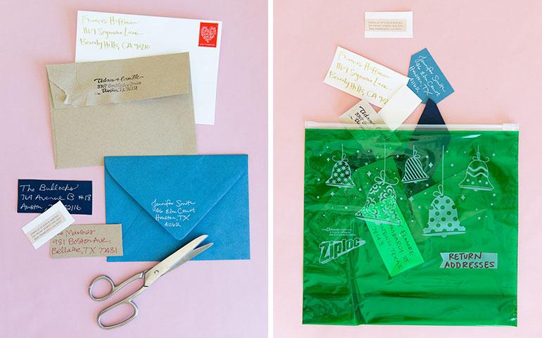 Cinq conseils pour conquérir le chaos des cartes de vœux