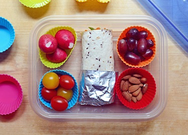 Una lección sobre las fronteras en el almuerzo