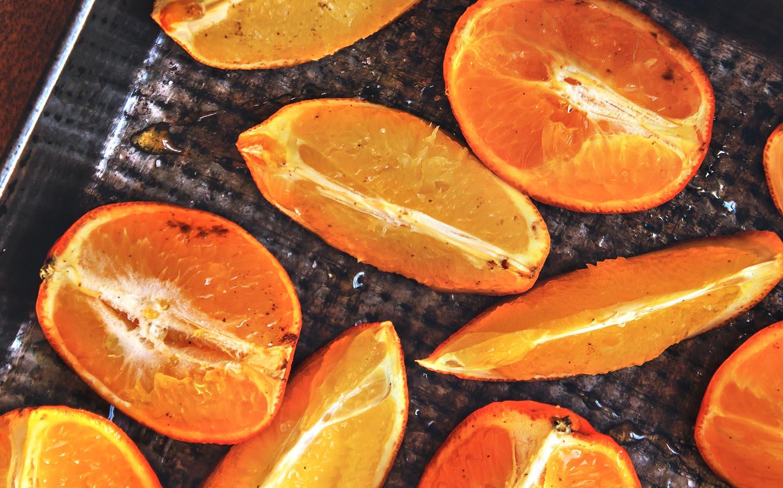 Frutas horneadas: un postre más saludable
