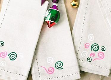Serviettes-peintes-à-la-main-à-fabriquer-soi-même-marque-Ziploc
