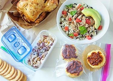 Cenas con doble función porque con las sobras preparas el almuerzo