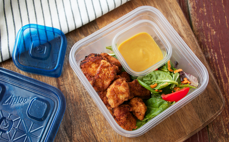 Almuerzos fáciles de imitar