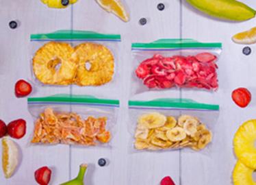 Guía fácil para frutas deshidratadas
