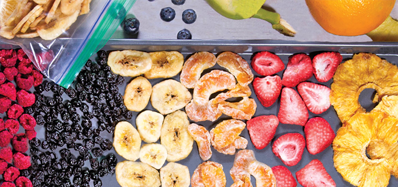Guide pratique pour fruits secs