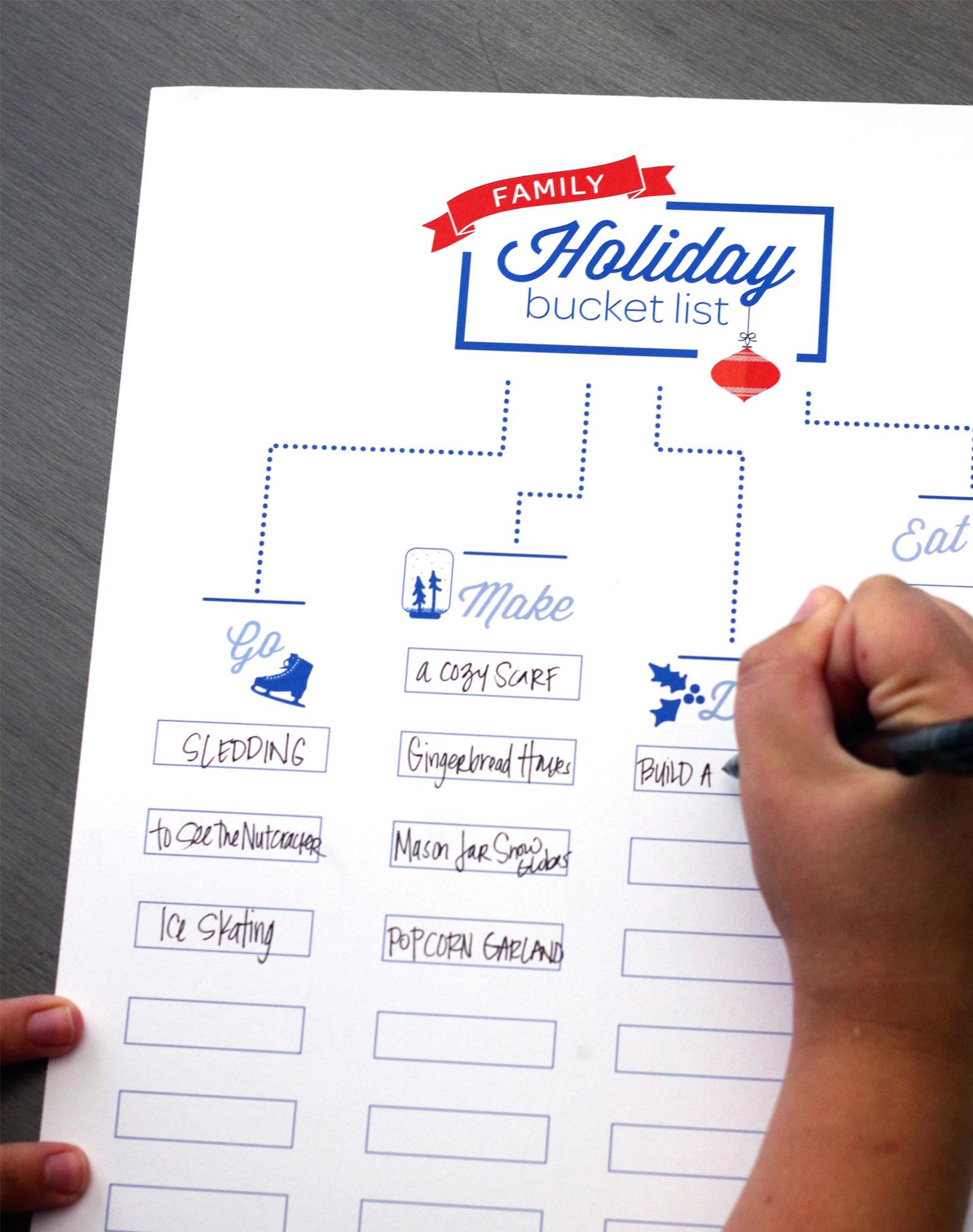 Liste-du-cœur-familiale-sur-le-thème-des-Fêtes-de-fin-d-année-marque-Ziploc