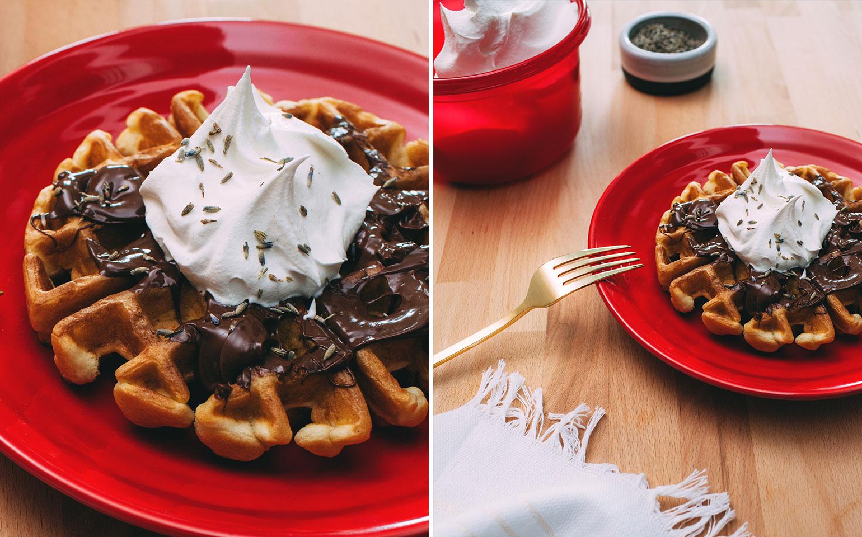 Fancy Waffles