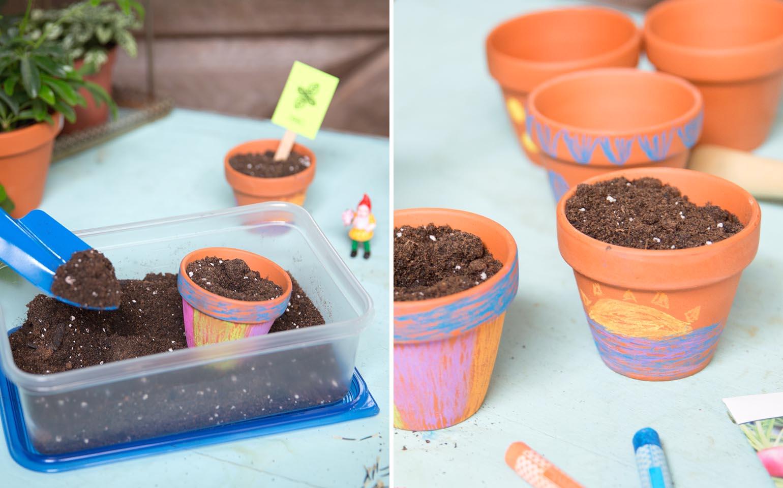 Trousse de jardinage pour s'amuser à l'extérieur