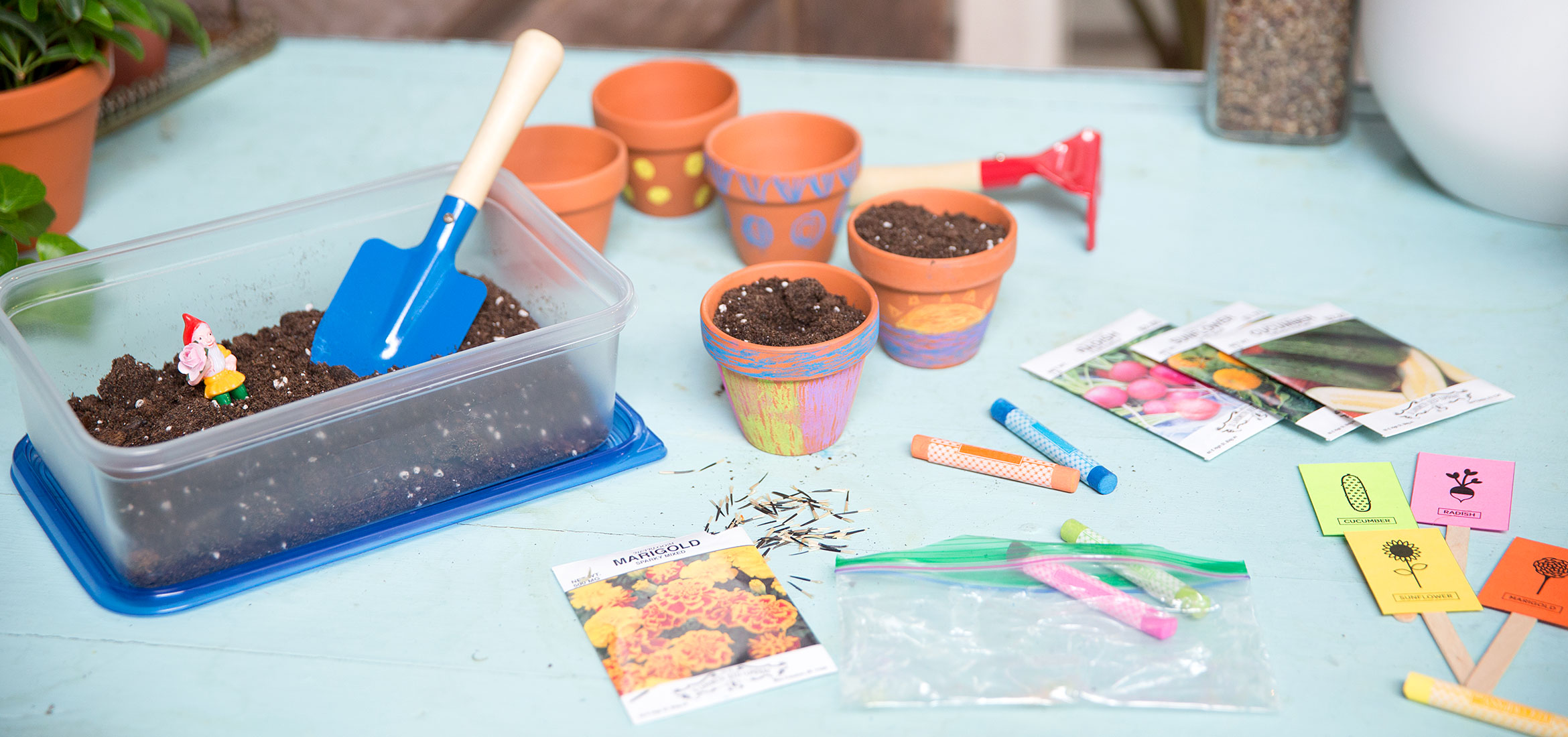 Garden Kit for Outdoor Playdates