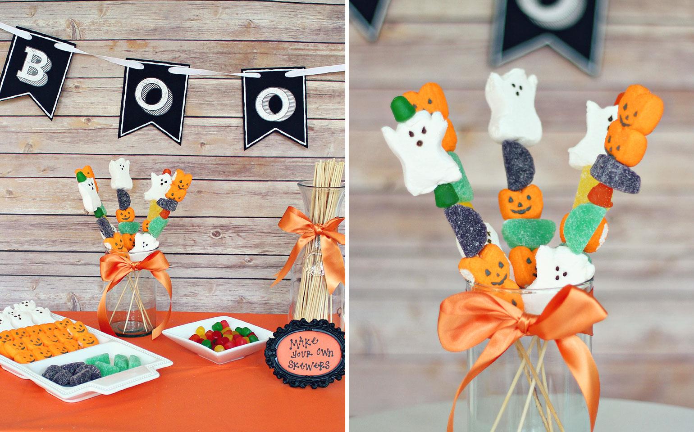Ideas para la fiesta de Halloween