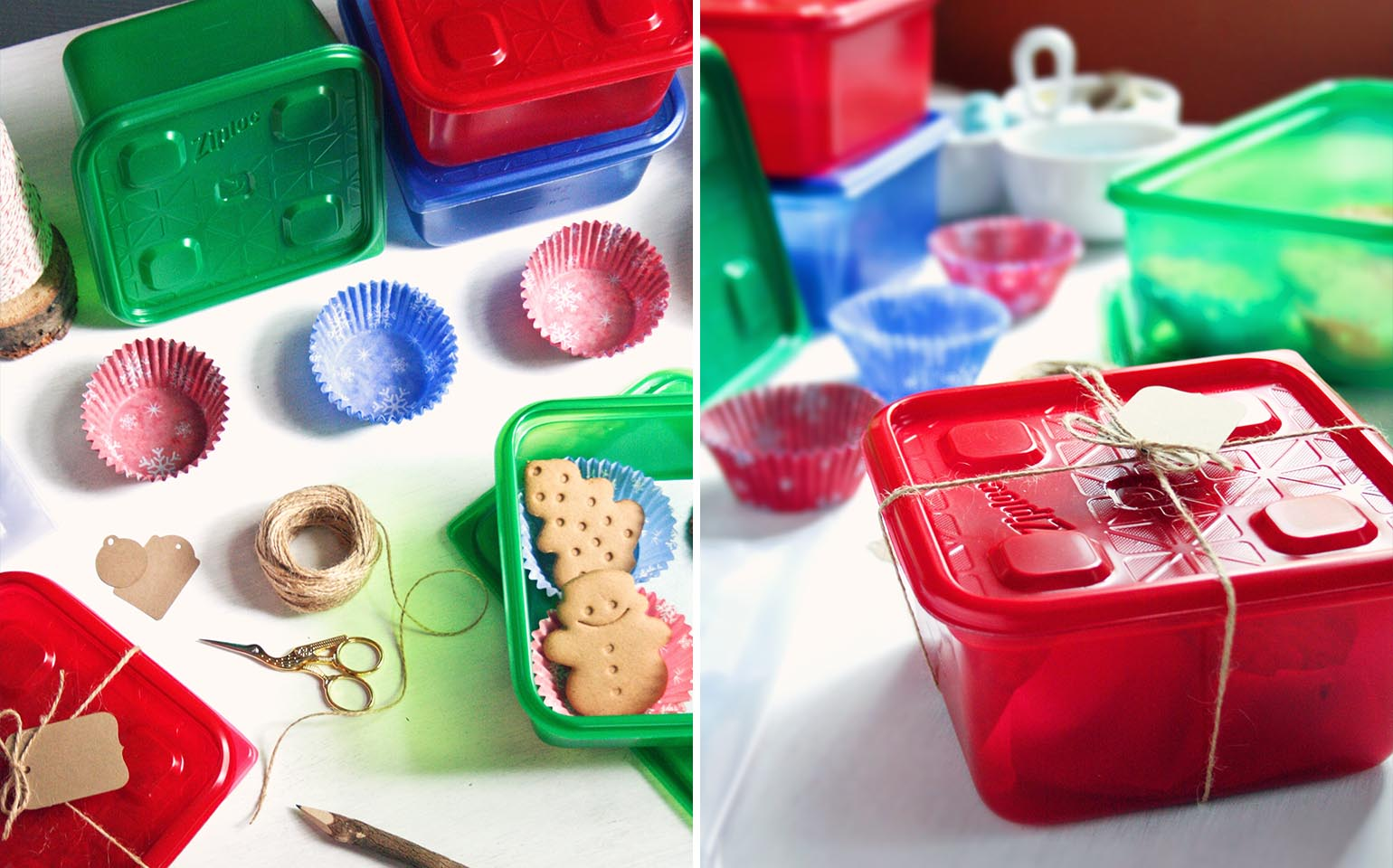 Holiday Cookie Swap DO's And DON'Ts  Ziploc® brand