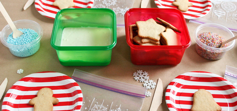 Que HACER y NO HACER en el intercambio de galletas festivas | Ziploc®