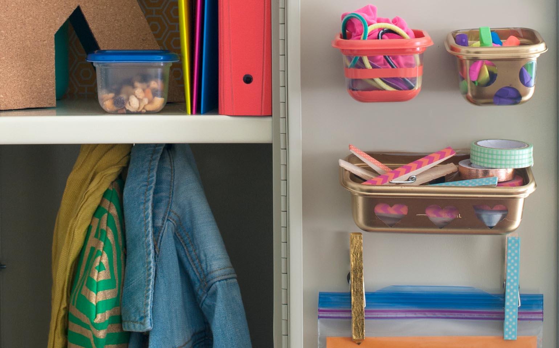 Locker Decor and Organization