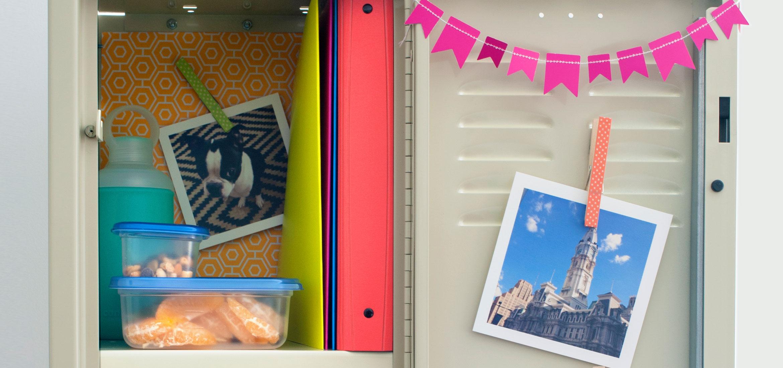 Décoration Pour Casier D École ziploc® | décoration et organisation du casier | marque