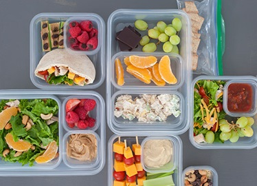 One Week of Lunches You Can Make in 1 Hour