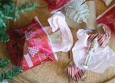 Empaca, protege y guarda tu decoración festiva