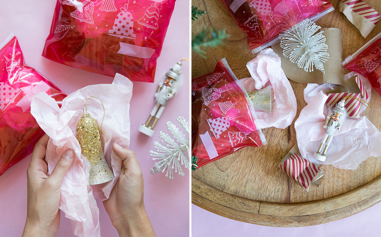 Emballez, protégez et entreposez vos décorations des fêtes