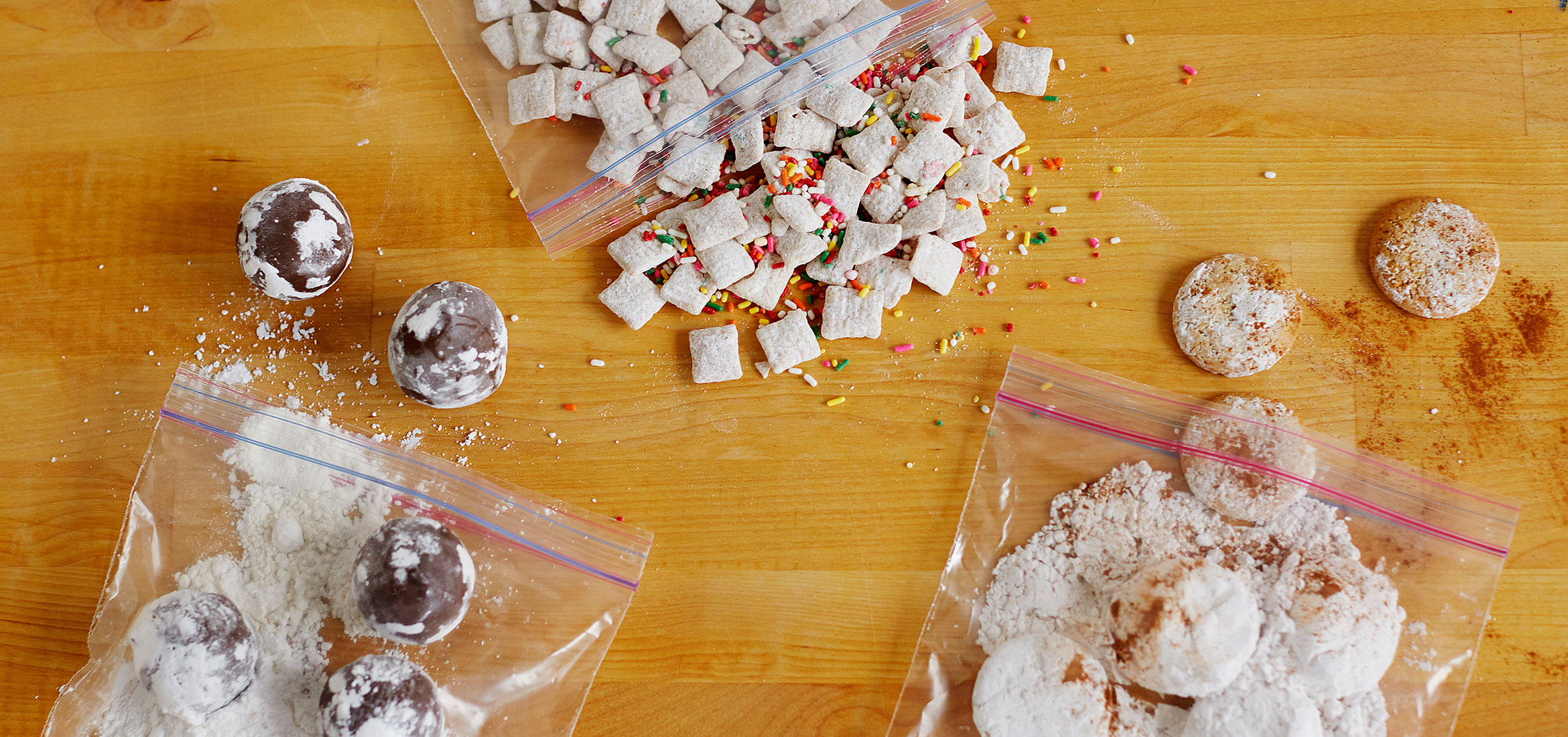 Shake Up Dessert With These Shakeable Treats