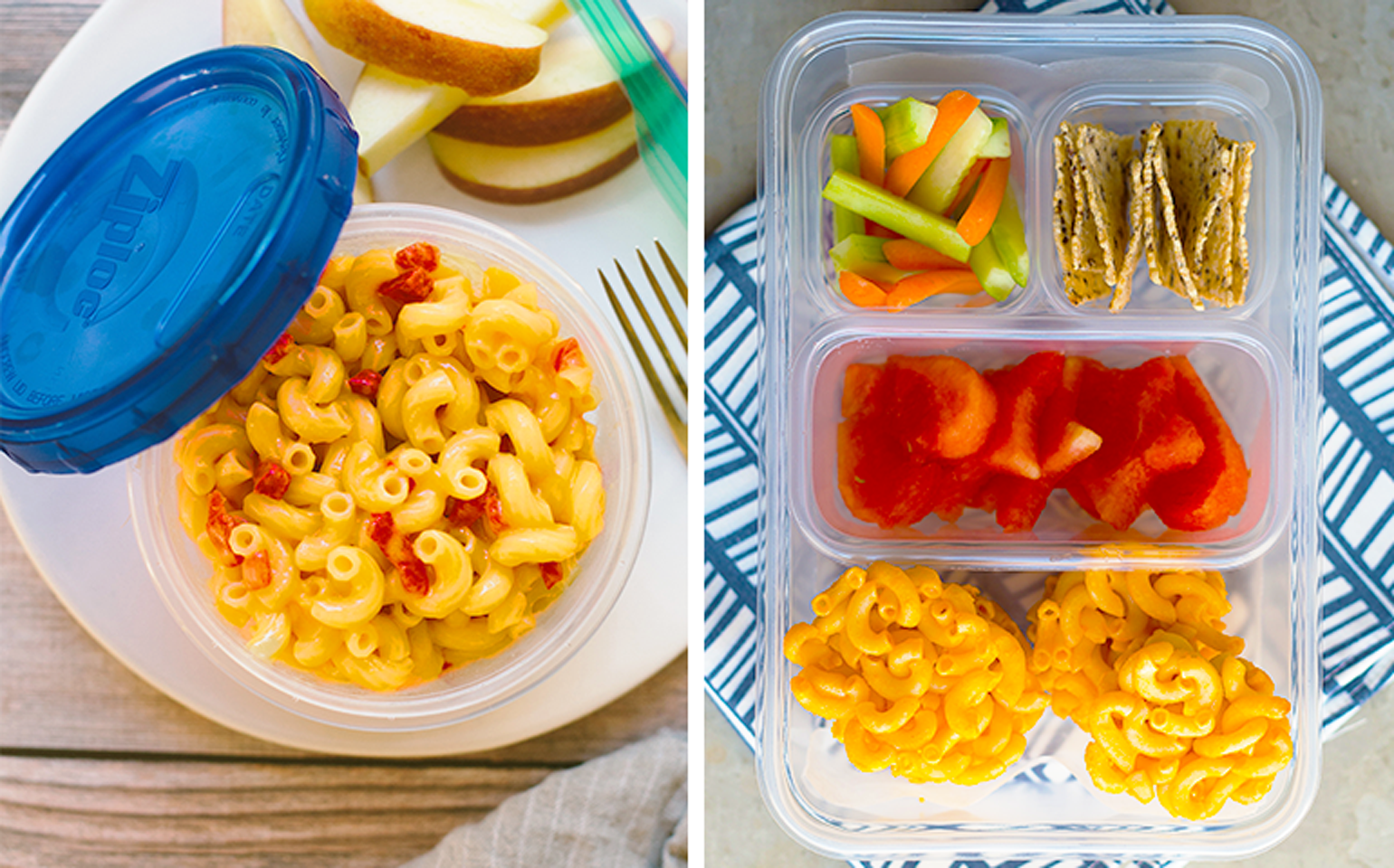 Simple Lunch Tweaks for Kids and Grownups
