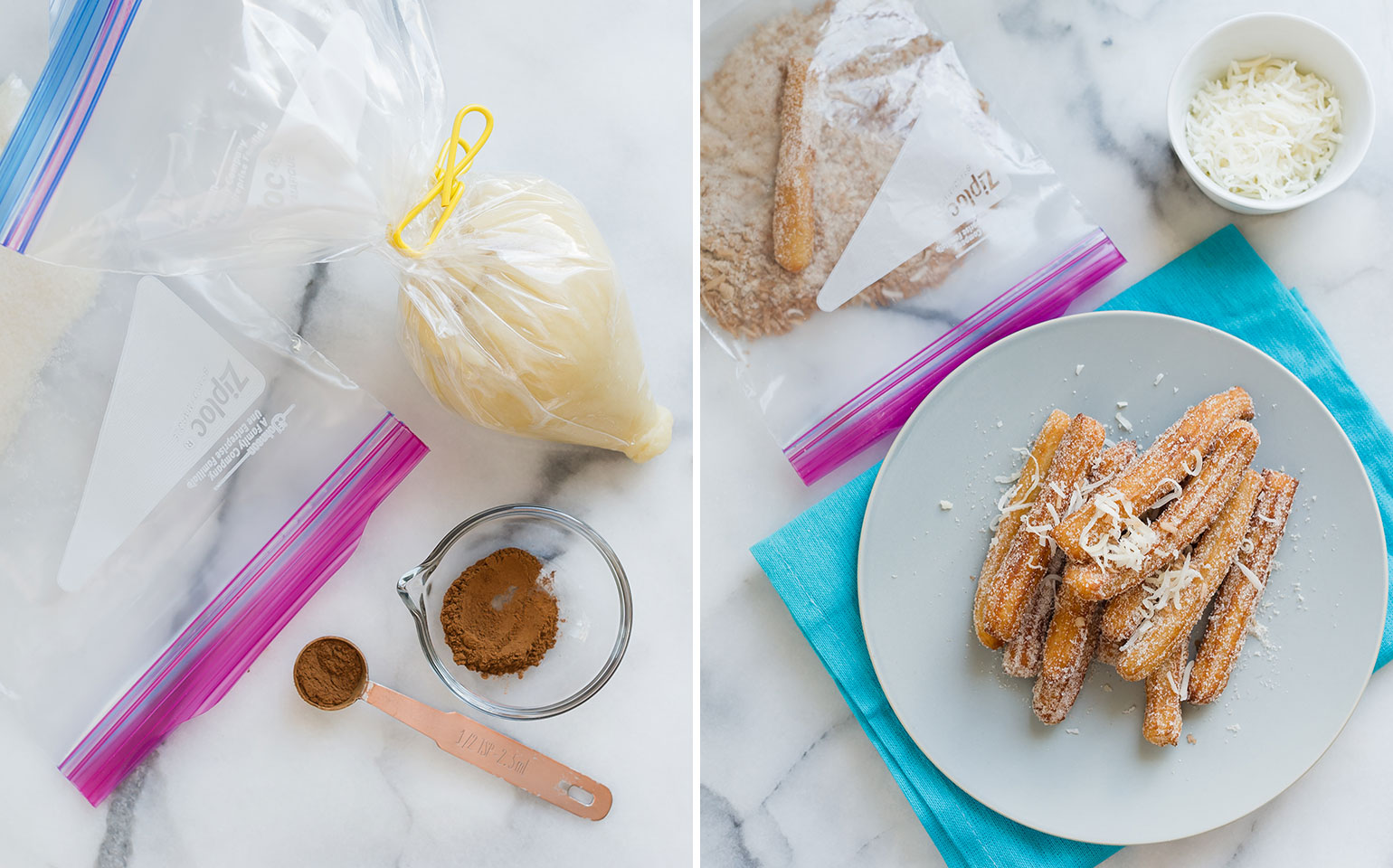 Simple Snacks with Latin Flavor