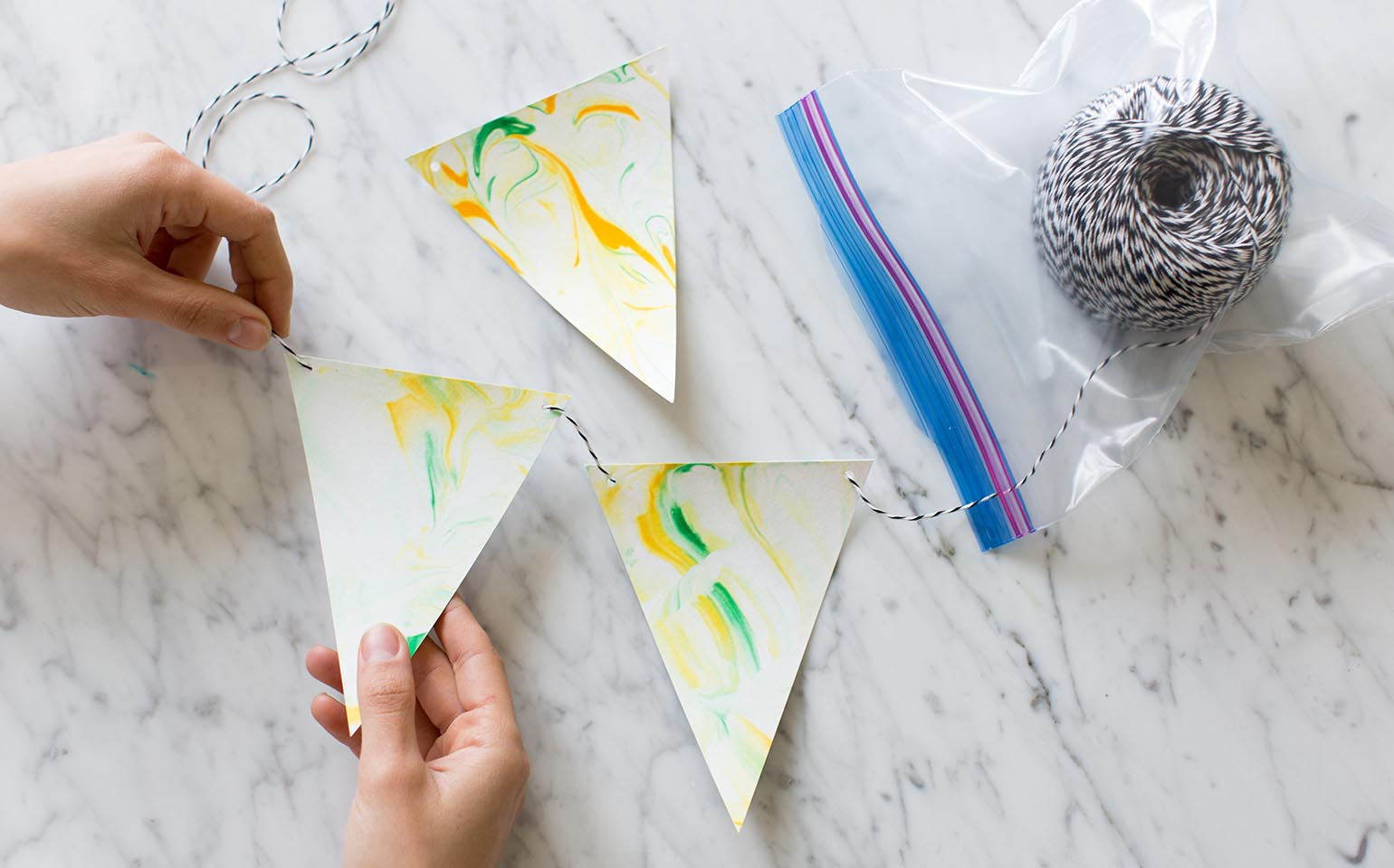 Summer Party Ideas from Ziploc® brand
