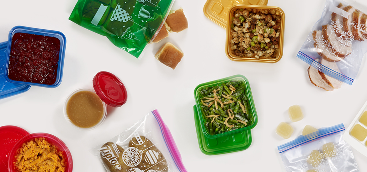 Thanksgiving Leftovers Storage Guide
