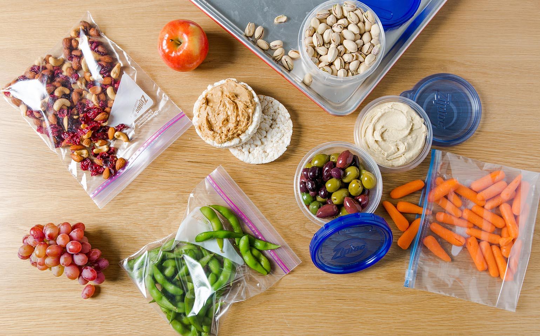 Las 6 comidas del dia para adelgazar