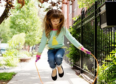 Des jeux d'été qui ramènent en enfance