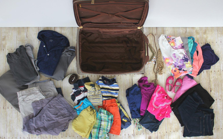 Consejos para viajar en avión con niños