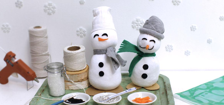 Ziploc 174 Sock Snowman Craft For Kids Ziploc 174 Brand Sc