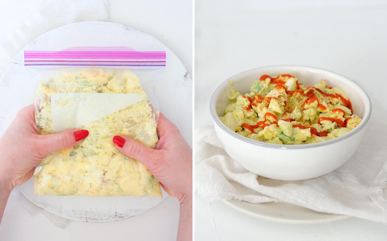 We <3 Avocado Dips!