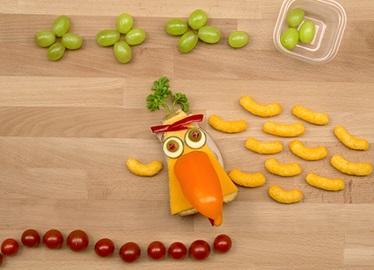 Ziploc® présente: Sus aux dîners ennuyeux dans des sacs tristes