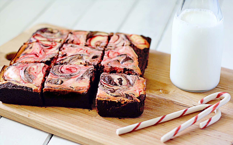 Ziploc 174 Candy Cane Swirl Brownies Ziploc 174 Brand Sc