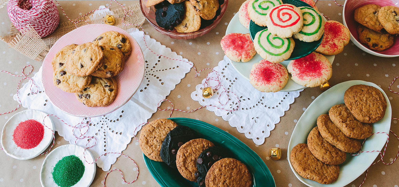«Party» d'échange de biscuits