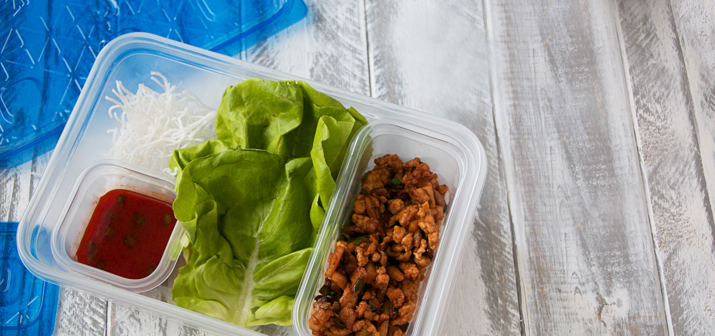 Copycat Chicken Lettuce Wraps